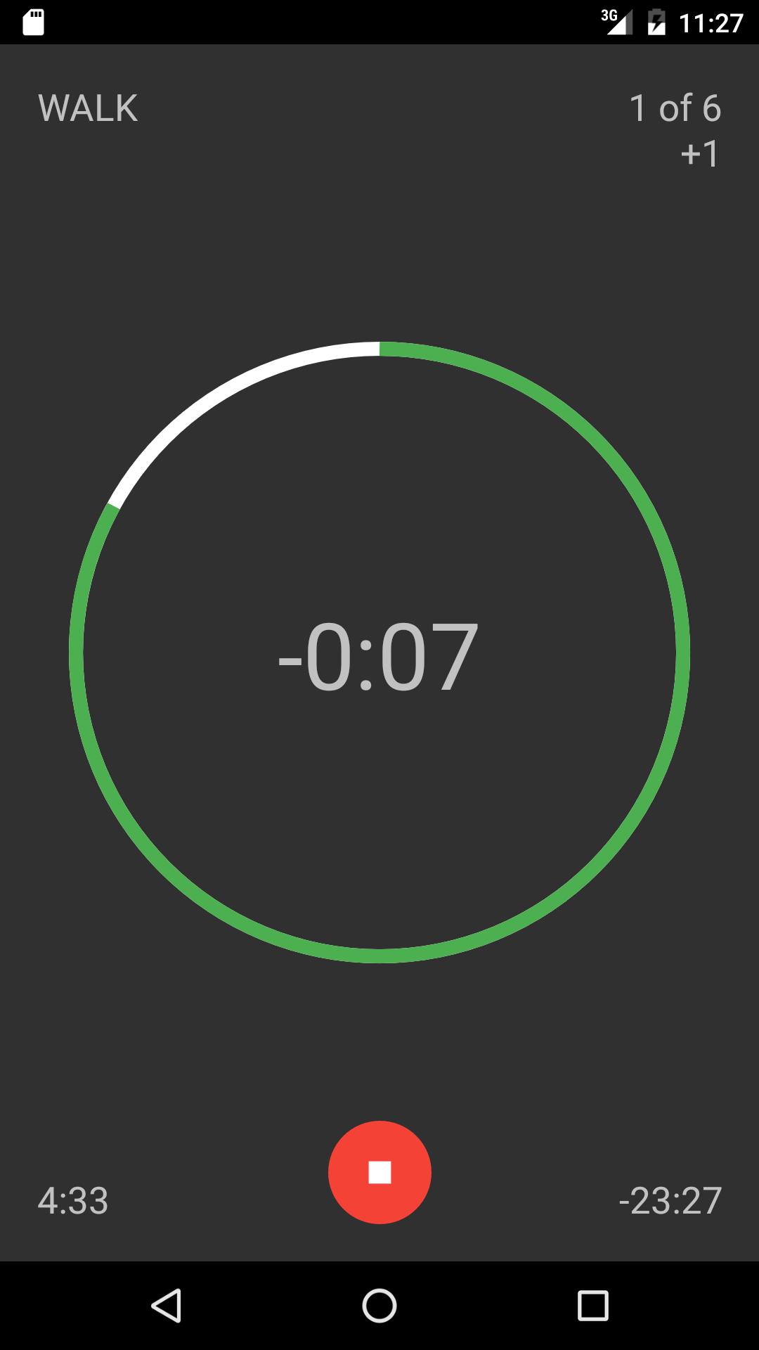 React Circular Timer